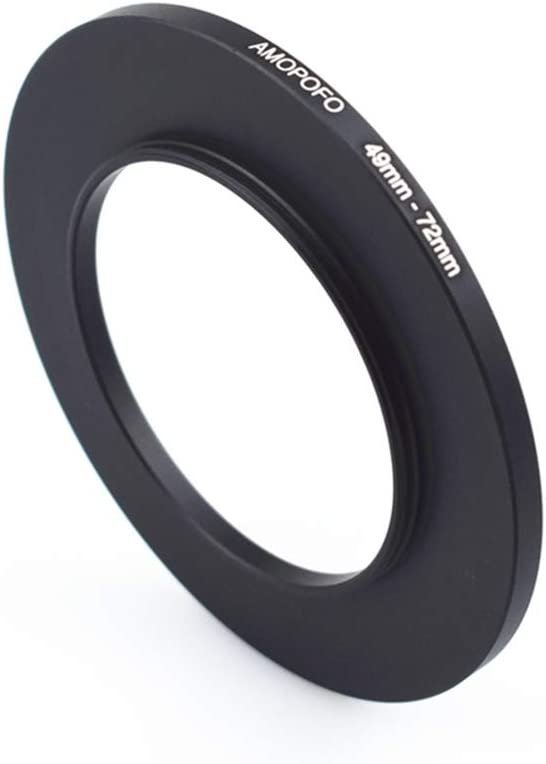 55mm to 82mm Filters Ring//55-82mm Camera Lens Adapter 55mm to 82mm Step-Up Ring or Accessory ,Compatible with All 55mm Camera Lense /& 82mm Camera UV CPL Filter Accessory