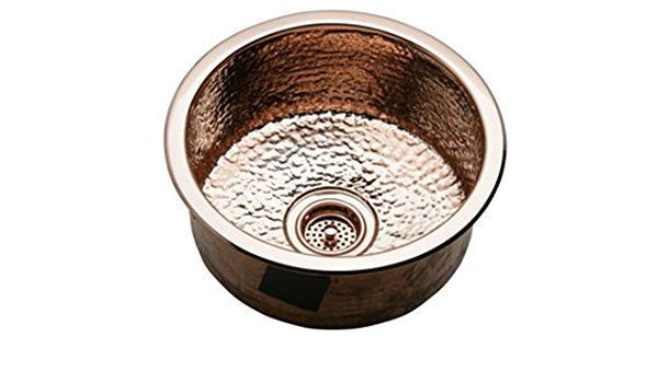 Elkay Scf16fbch The Mystic Specialty Collection Sink Hammered Single Bowl Sinks