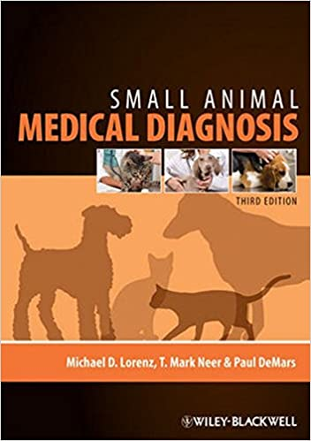 Small Animal Medical Differential Diagnosis A Book of Lists 3e