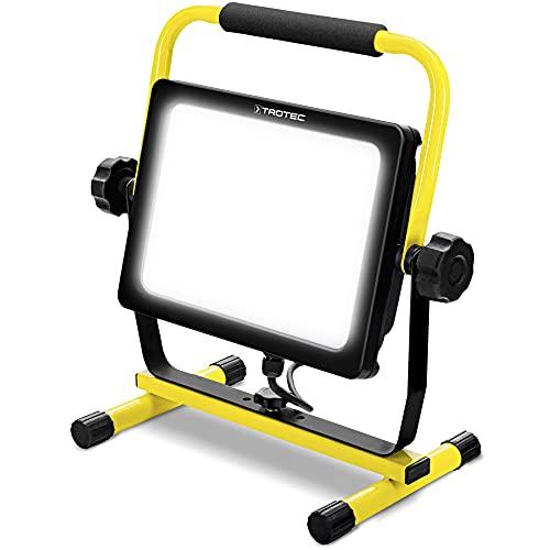 TROTEC LED-Baustrahler PWLS 10‑150 Arbeitslicht Baustellen Strahler 13.500 lm tagesweißlicht