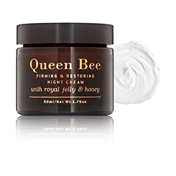 Apivita Night Care 1.76 Oz Queen Bee Firming Restoring Night Cream For Women