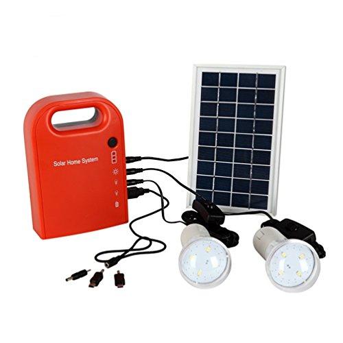 Solar Power Charging System - 9