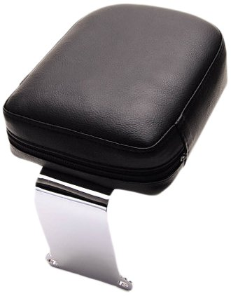 Bestem CHHO-VTXNC-DR-N Chrome Driver Backrest for Honda VTX 1300 1800 VTX1300 VTX1800 N C (Honda Vtx Driver Backrest)