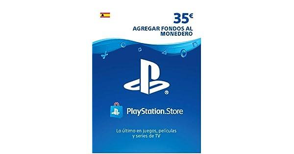 TARJETA PSN CARD 35€ | Código de descarga PSN - Cuenta ...