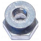 5/16-18 Breakaway Nut Zinc (8 pieces)