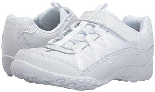 d9eed20e84e4 Skechers Kids Breathe Easy School Uniform Sneaker (Little - Import ...