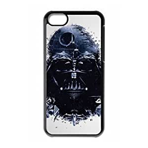 iPhone 5c Cell Phone Case Black Star Wars fyz
