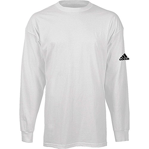 Adidas Men's Long Sleeve Logo Shirt