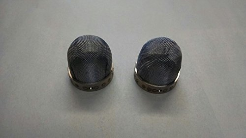 Performance Spark Arrestor - GSE Performance Spark Arrestors - Fit'S Our Mufflers With The Larger Tailpipes