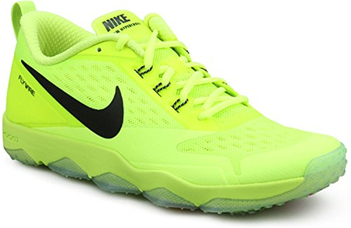 Nike Mens Zoom Hypercross Tr Volt / Svart Syntetisk Löpning, Cross Utbildare Gula