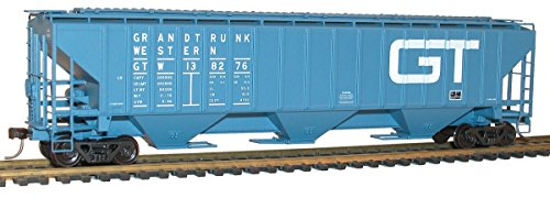 4750 Hopper - Accurail ACU6527 HO KIT PS-4750 3-Bay Covered Hopper, GTW