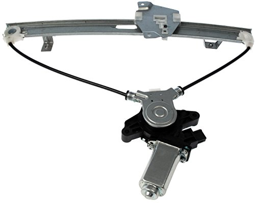- Dorman 741-080 Rear Driver Side Power Window Regulator and Motor Assembly for Select Mitsubishi Models