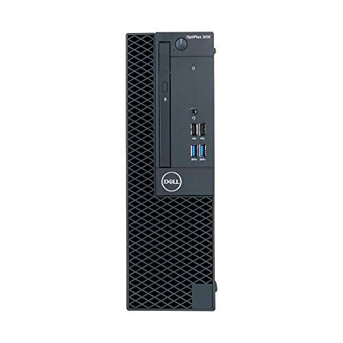 Dell Optiplex 3050 SFF Desktop - 7th Gen Intel Core i7-7700 Quad-Core Processor up to 4.2 GHz, 8GB DDR4 Memory, 512GB Solid State Drive, Intel HD graphics 630, DVD Burner, Windows 10 Pro (Dell Inspiron Desktop Pc Intel Core I7 7700)