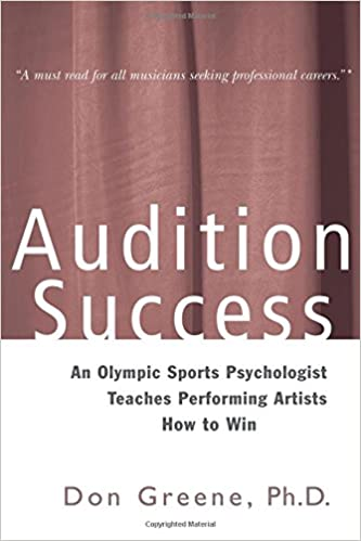 audition success a theatre arts book don greene 9780878301218