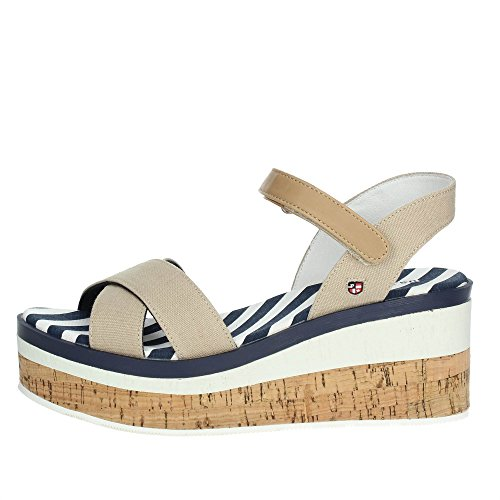 Sandal POLO Brown s ASSN Polo U S FLEUR4112S8 ASSN Women U C1 4HAzZqW