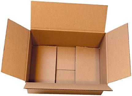 Coffeefair Caja vacía 390 mm x 240 mm x 132 mm, 1.3 C Cajas de ...
