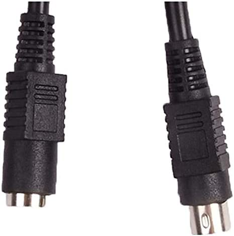 Cable Length: 2m Computer Cables Yoton 2M PS2 Straight to RJ45 Cable for Honeywell Metrologic MS9540 MS9520 MS7120 MS5145 Bar Code Scanner Part