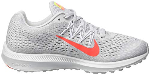 Crimson White Chaussures Nike de Pure Bright Multicolore Running Winflo 001 Zoom Femme 5 Platinum Ztwt7Pq