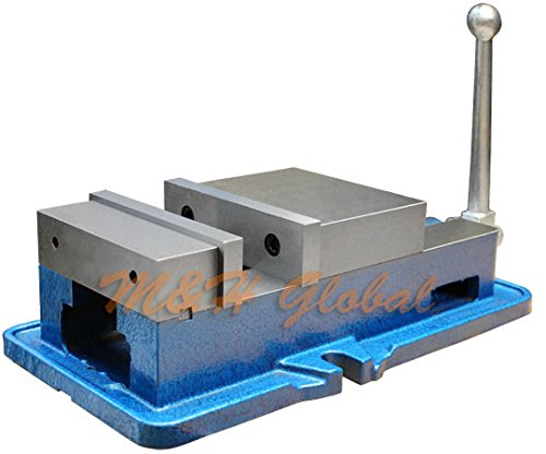 6'' Precision Milling Machine lock Down Vise Accu Lock Vise Clamp Clamping Vise ()