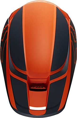 2019 Fox Racing V1 Przm Off-Road Motorcycle Helmet - Orange/Large
