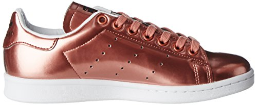 adidas Stan Smith CG3678, Turnschuhe Mehrfarbig (Copper Metallic/Copper Metallic/Footwear White)