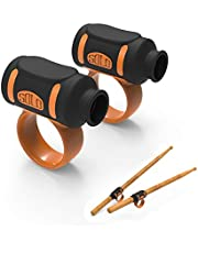 Drumsticks Accessories, Easy Stick Twirl, Grip or Control Clips, Good for Beginner Drummer
