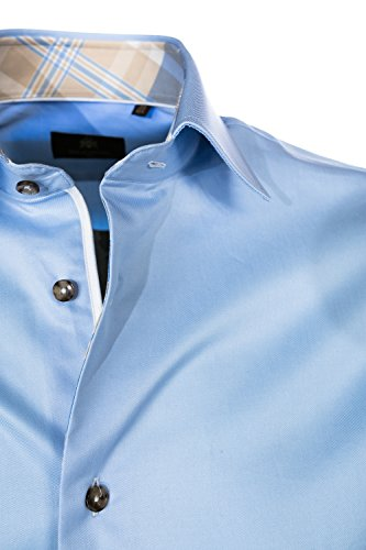 Circle Of Gentlemen Shirt Jailion in Sky Blue