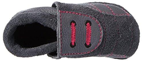 Pololo Soccer - Zapatillas de casa Bebé-Niños Grau (Grau 821)