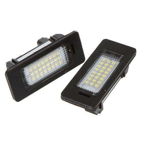 8 opinioni per KKmoon Piatto della Luce di Immatricolazione del LED