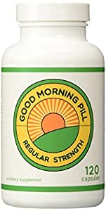 The Good Morning Pill | Energy Vitamin Supplement to Increase Focus, Replace Energy Drinks, Shots, Coffee (120 capsules)