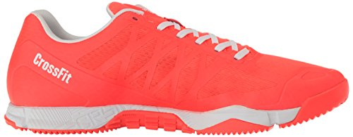 Reebok Uomo Crossfit Speed Tr Cross-trainer Scarpa Vitamina C / Argento Metallizzato