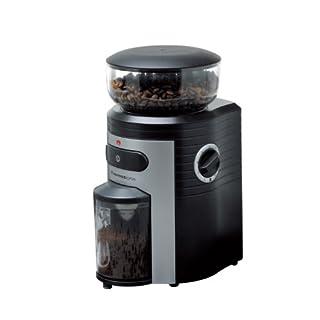 Espressione Professional Conical Burr Coffee Grinder, Black/Silver (B003R50LP4) | Amazon price tracker / tracking, Amazon price history charts, Amazon price watches, Amazon price drop alerts