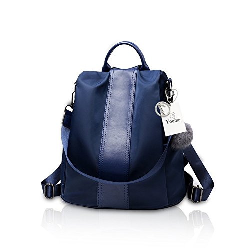 Purse Anti Casual Royal Recksack Oxford Handbag Yoome Daypack Backpack Shoulder Theft Water Blue Resistant zwwI7
