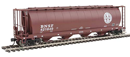 - Walthers BNSF 59' CYLIND HOPPER #421849
