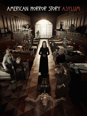 American Horror Story Poster Jessica Lange Evan Peters Sarah Paulson High Quality Gloss Print 108