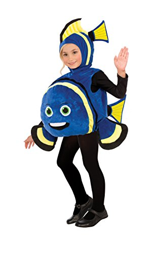 Dory Halloween Costume For Adults (Forum Novelties Child's Plush Fish Costume Blue)