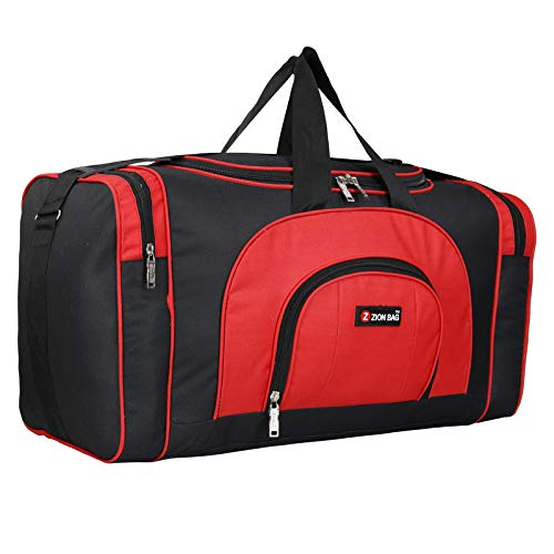 Zion bag Polyester Travel Duffel Bag Waterproof 60 L Luggage bag