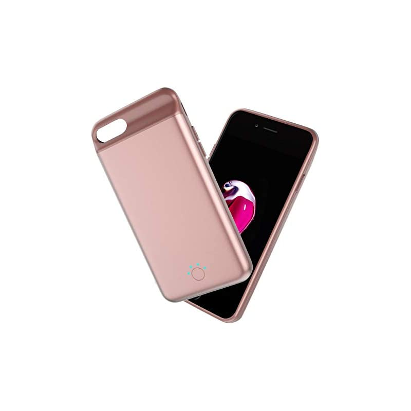 Battery Case, Portable Slim Charging Cas