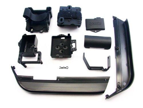 Hpi Radio Box (HPI Trophy Buggy Flux SIDE GUARDS RADIO BOX BATTERY TRAY BUMPER ESC 103675)