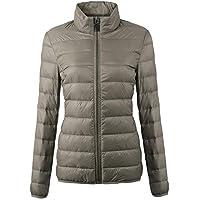 Fanture Packable Down Ultra Light Weight Short Puffer Women's Jacket