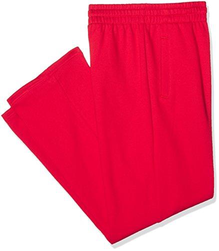 Urban Classics Pantalones Deportivos De Hombre Pantalón Chándal Rojo