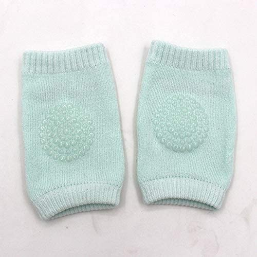 Edumarket241 1 Pair Baby Knee pad Kids Safety Crawling Elbow Cushion Infant Toddlers Baby Leg Warmer Kneecap Support Protector Baby