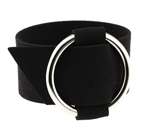 Leather And Metal Bracelet - 8