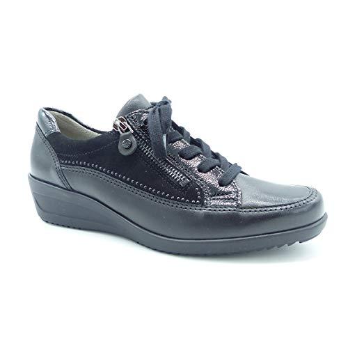 Mujer De Negro Ara Cordones Para Zapatos q6wzBBxH