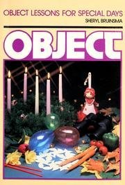 Object Lessons for Special Days