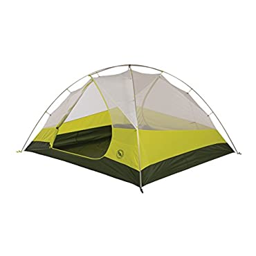 Big Agnes Tumble mtnGLO Backpacking Tent (4 person)