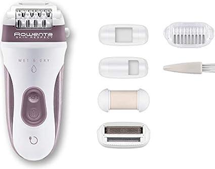 Rowenta Skin Respect EP8060F0 - Sin cable y utilizable bajo el ...