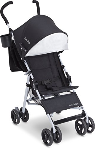 J is for Jeep Brand North Star Stroller, Black/Grey