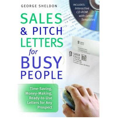 Sales And Pitch Letters For Busy People Time Saving Money Making
