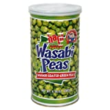 Wasabi Green Peas Hot Can (Pack of 12) - Pack Of 12